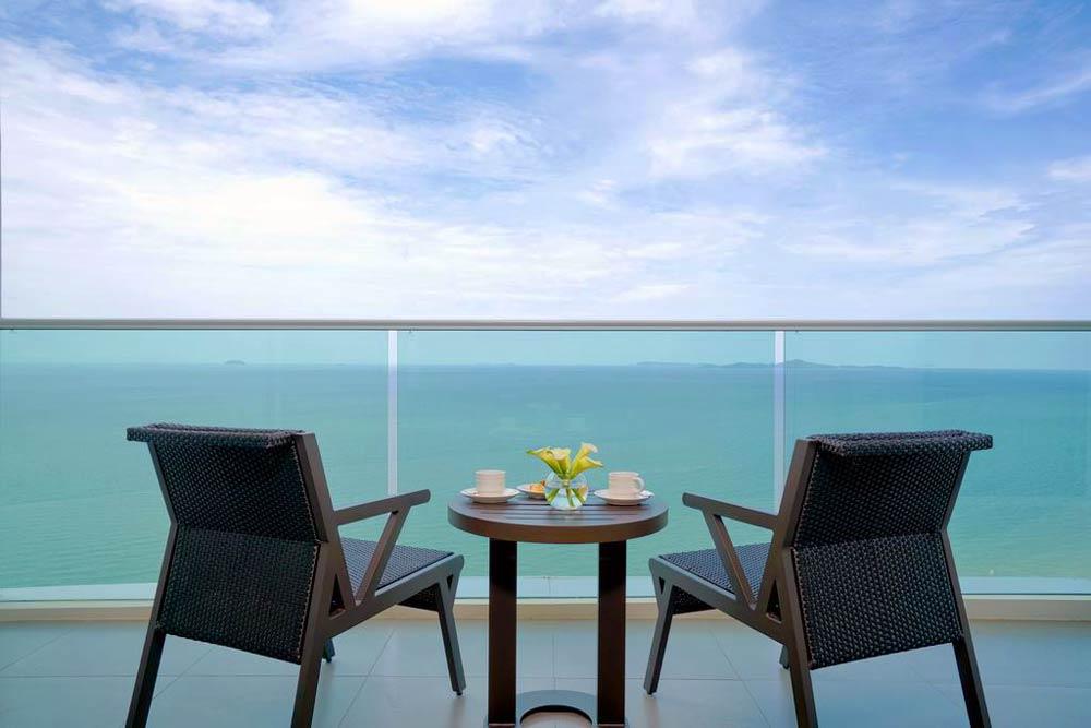 Отели рядом с морем в Тайланде