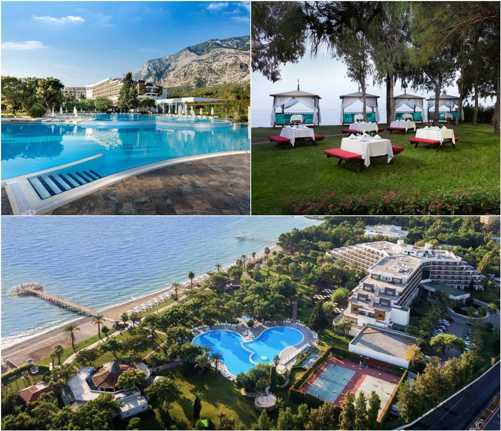 Лучшие отели Турции в Кемере