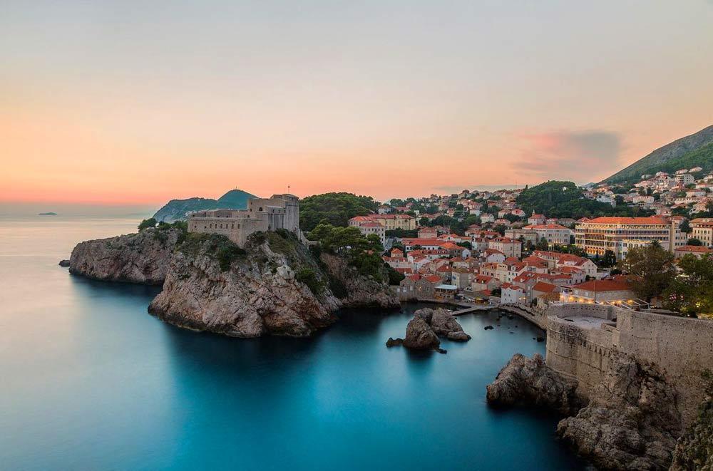 Поездка в Дубровник летом