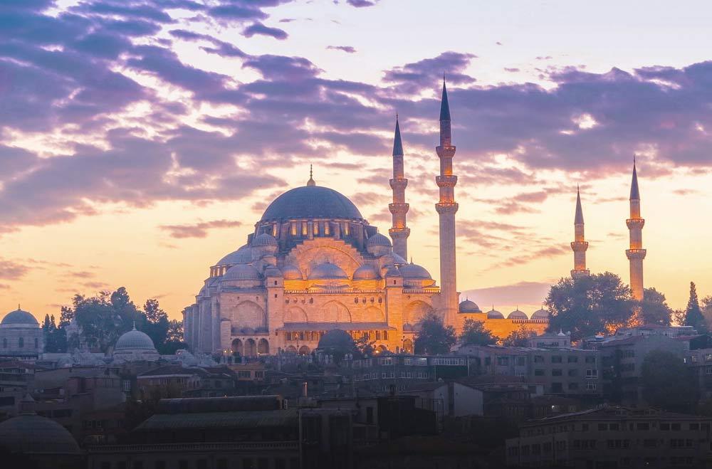 поездка в столицу Турции