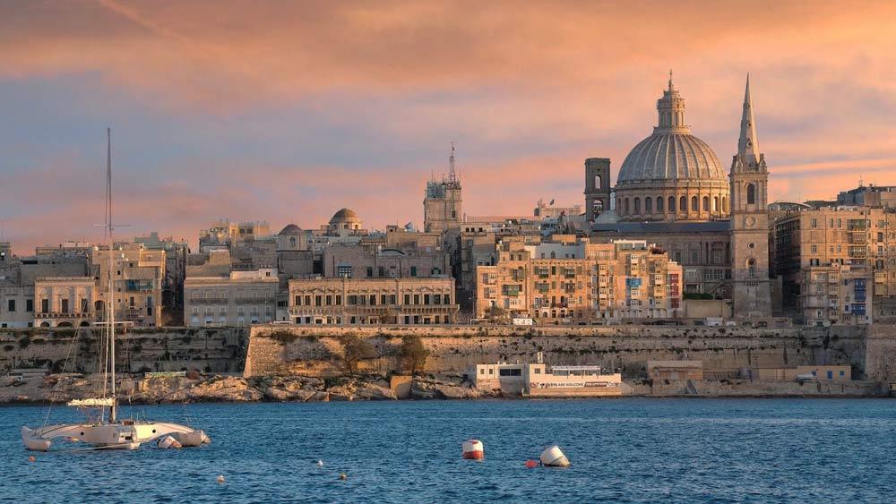 Отпуск летом на Мальте
