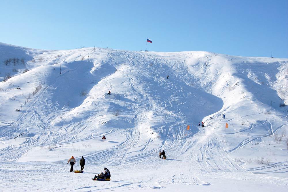 где покататься на лыжах