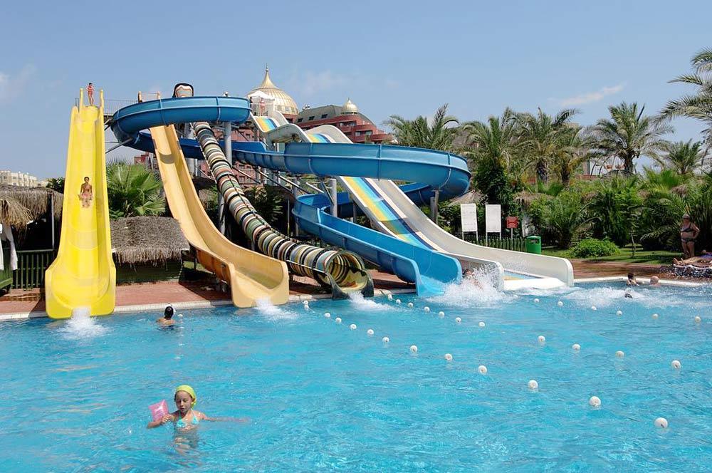 отели для отдыха в Анталии с детьми