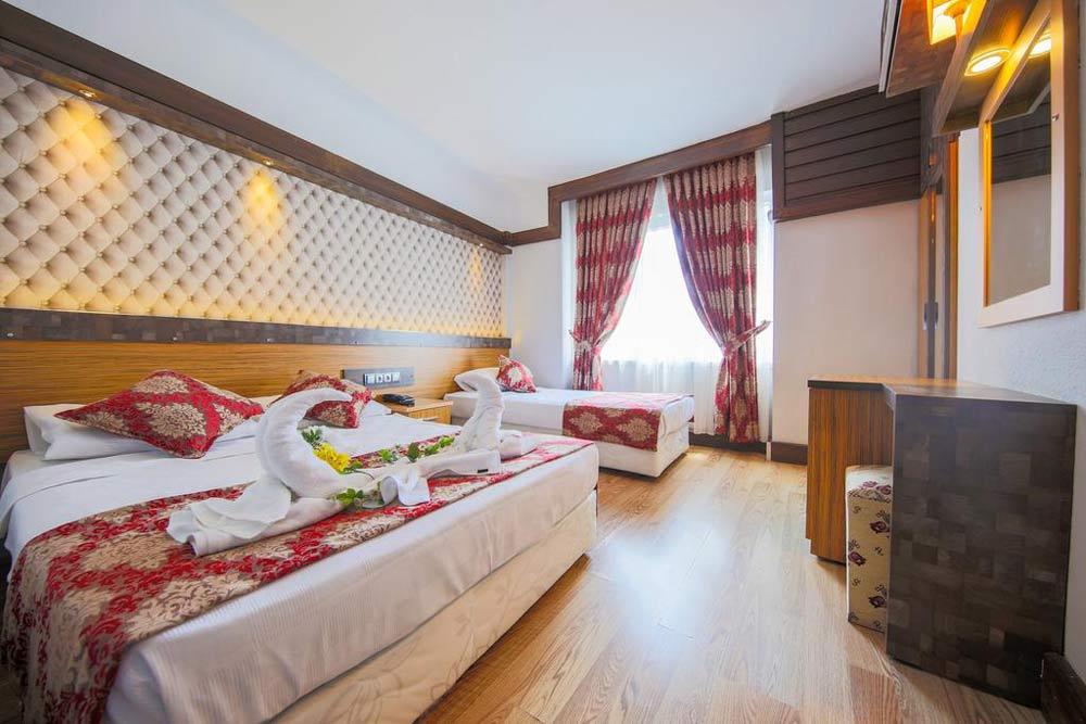 Номер в отеле Мевре (Турция)