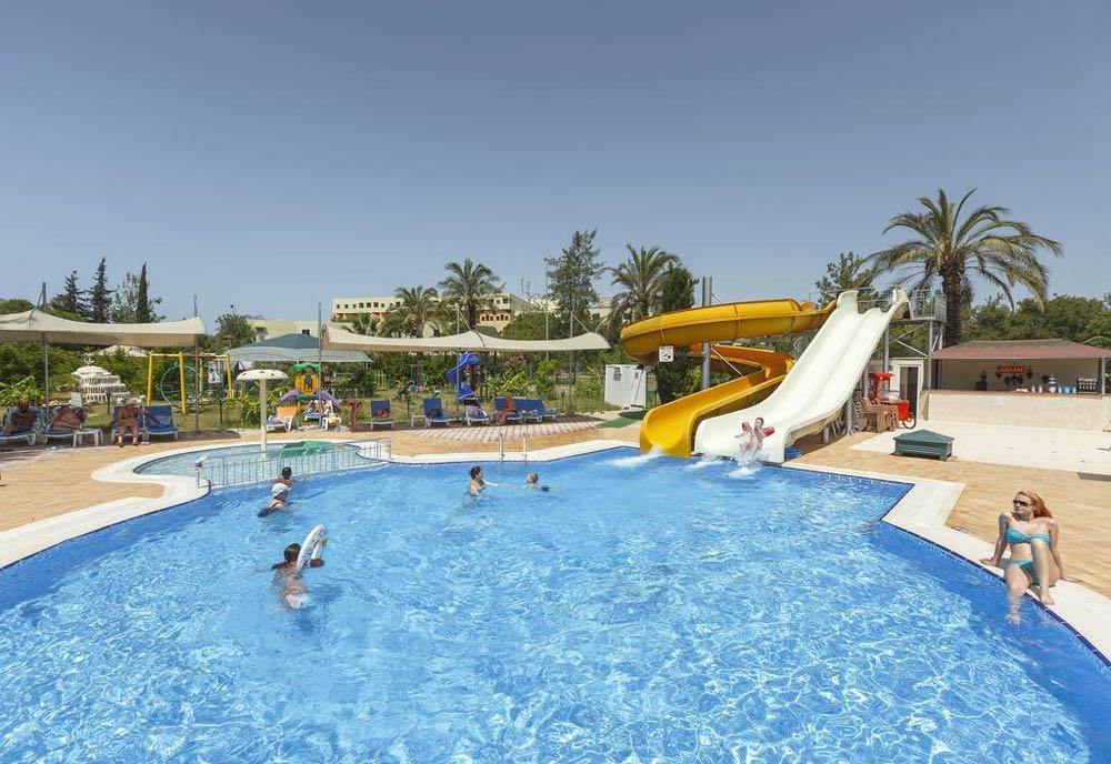 гостиница с аквапарком
