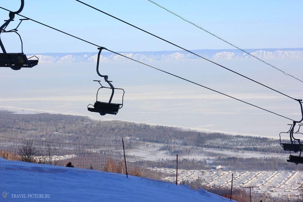 Отдых в Байкальске зимой