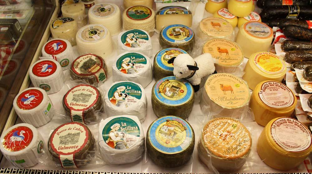 сырная продукция