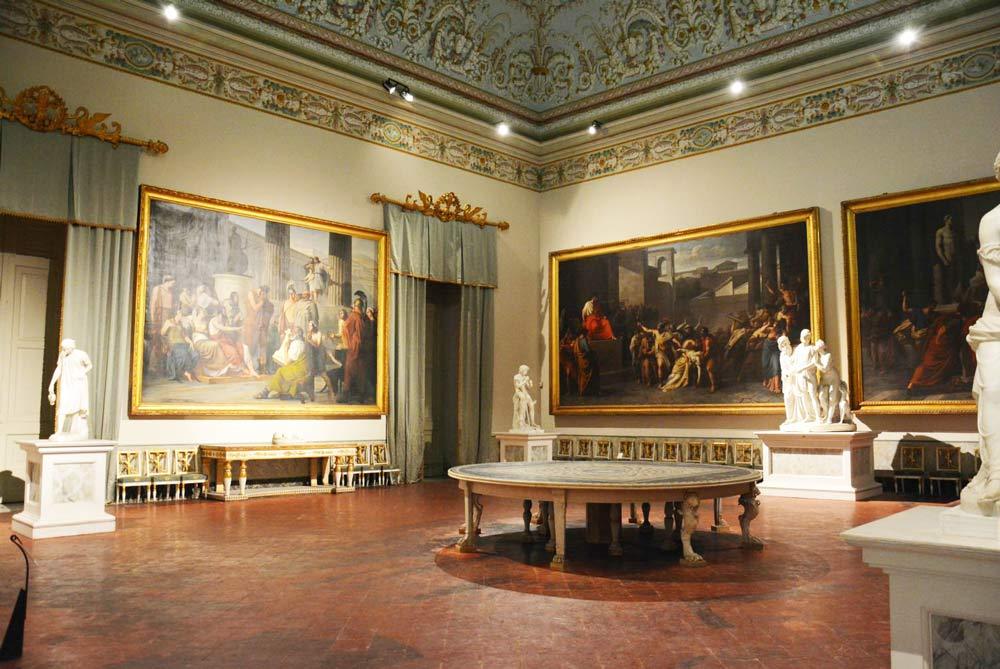 Лучшие музеи Италии
