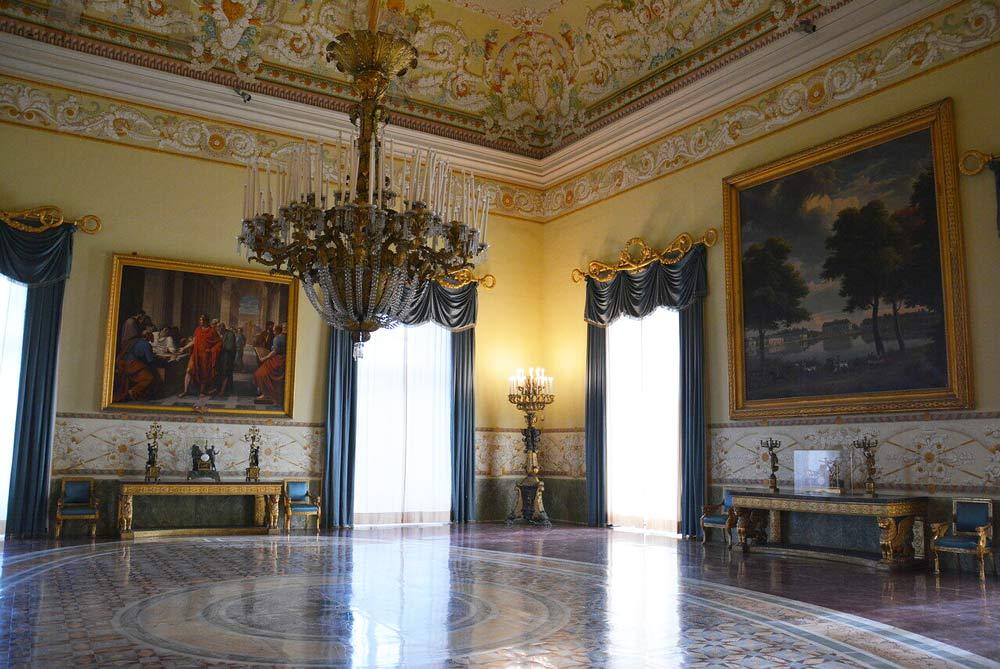 Дворцы Италии