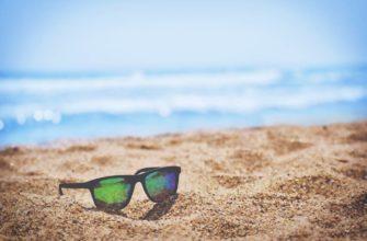 Пляж в Индии