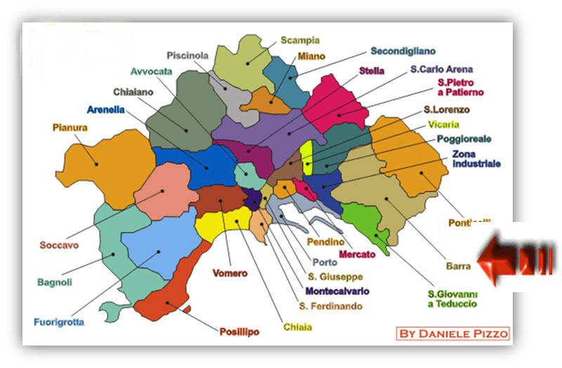 Где жить в Неаполе