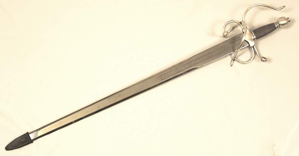 испанский меч