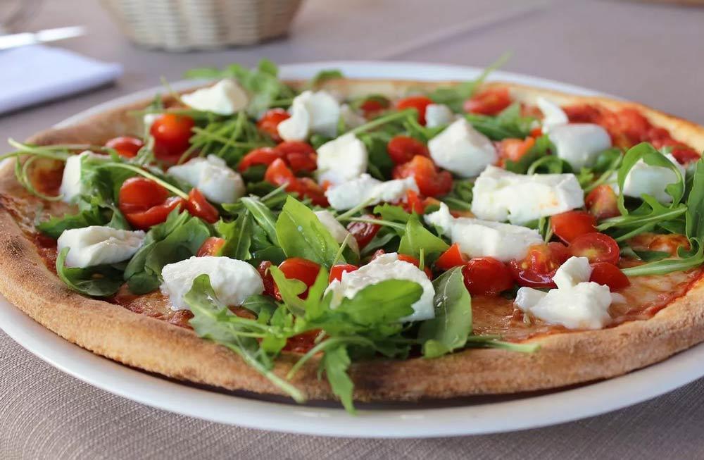 пицца в Венеции