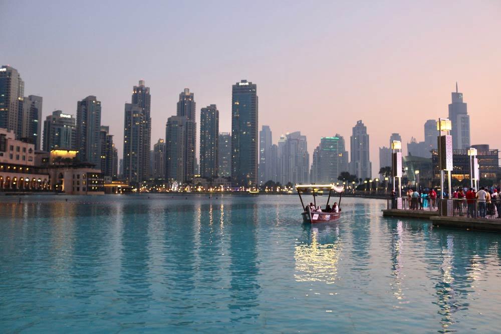 Где отдохнуть в ОАЭ в июне