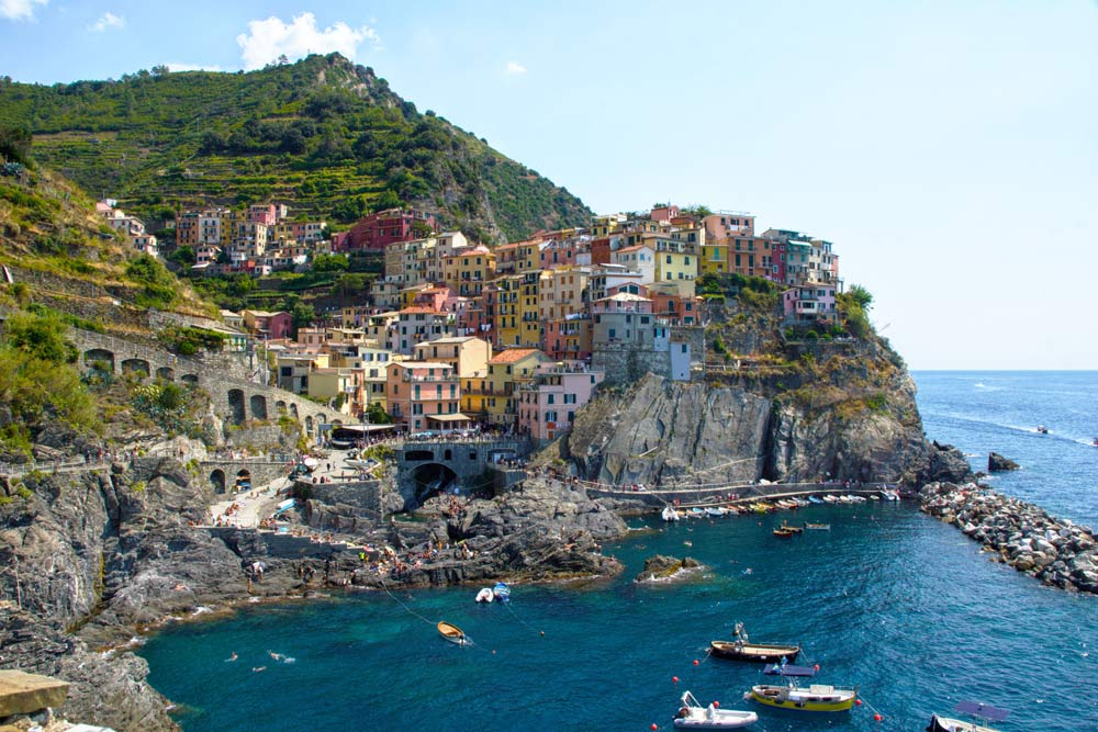 Отдых на море в Италии в августе