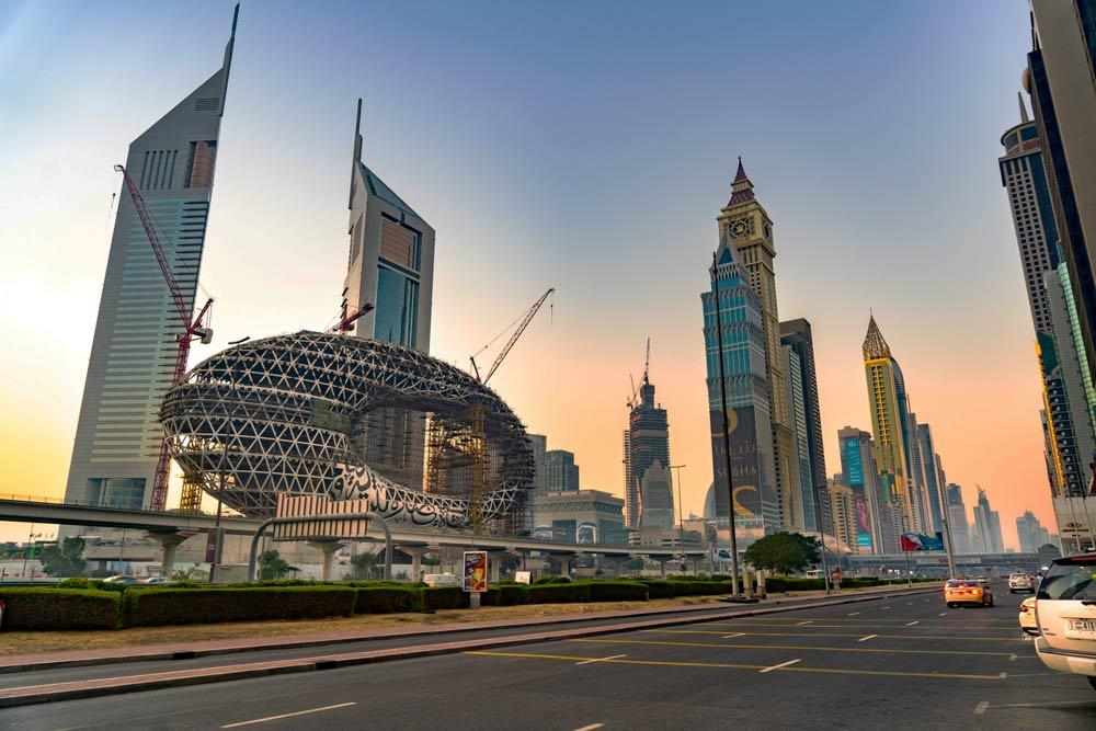 лучшие курорты ОАЭ для отдыха на море
