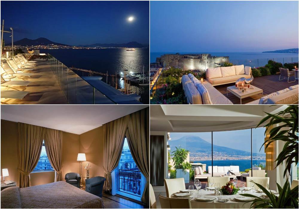 Отели Неаполя на берегу моря