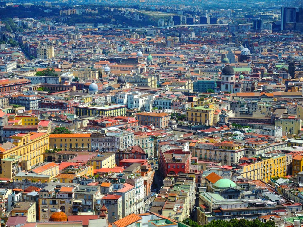 что посмотреть в Неаполе