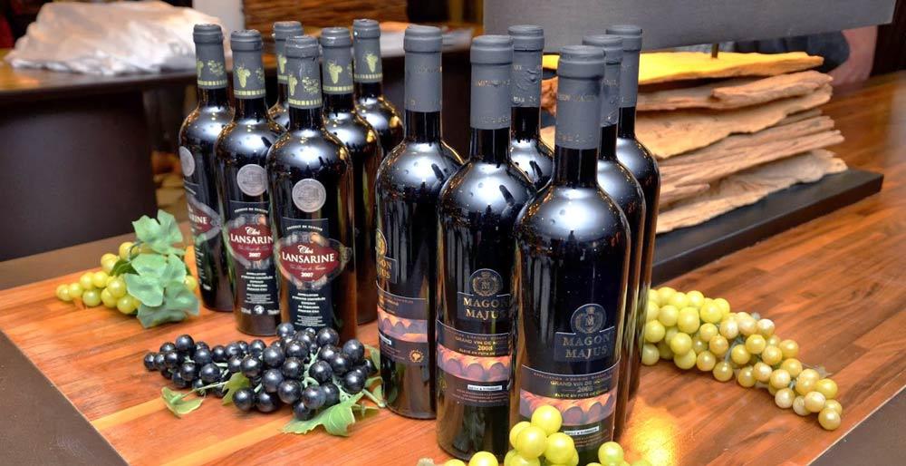 Вино из Туниса