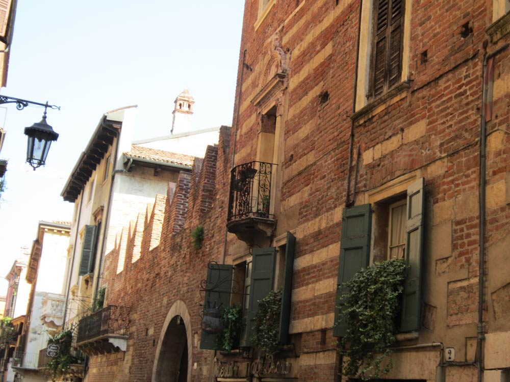 Romeo house Verona