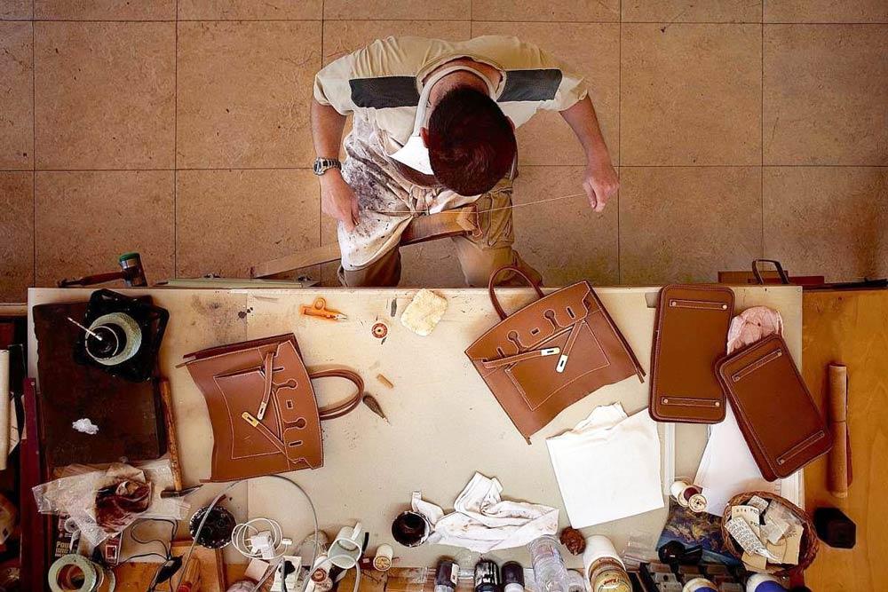 кожаные сумки из Италии