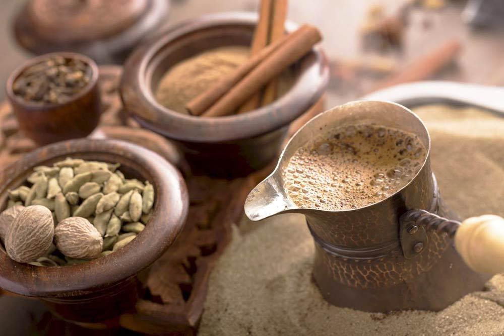 кофе из Израиля