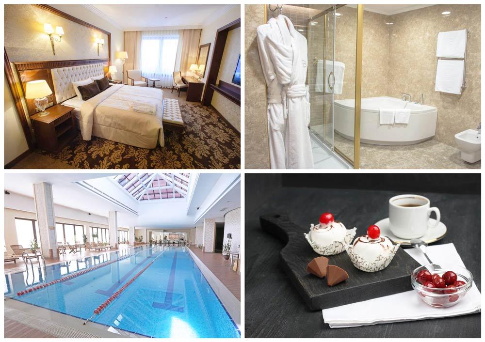 Лучшие отели 5 звезд в Минске