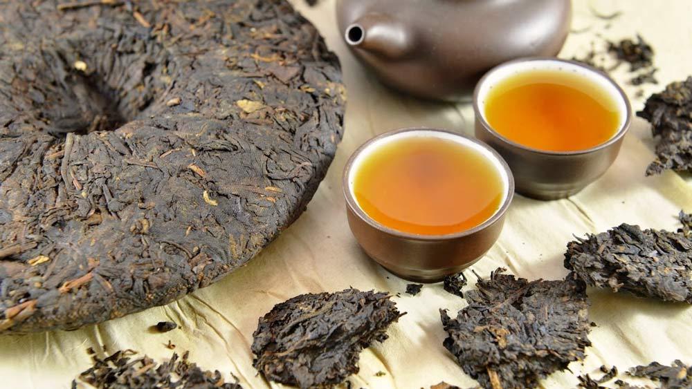 традиционные чайные напитки