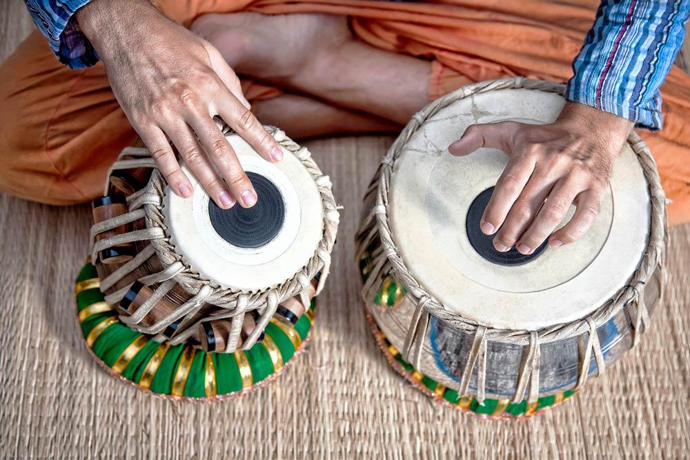 фото барабана