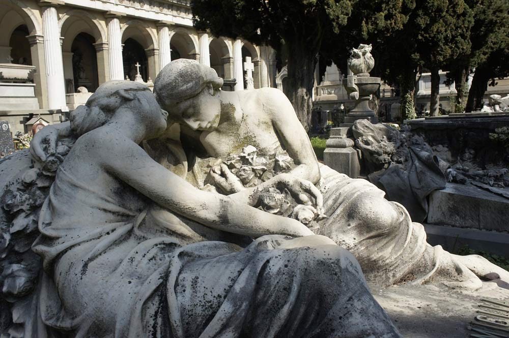 Cemetery of Steelno