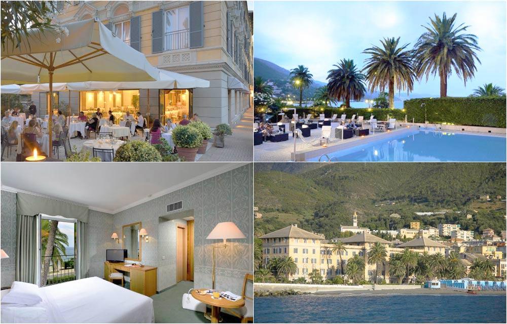 Отель с рестораном в Италии