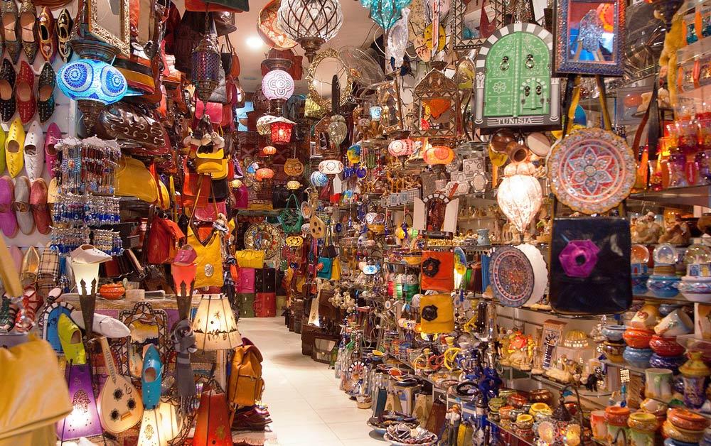 Что лучше привезти из Туниса? Оригинальные подарки на память