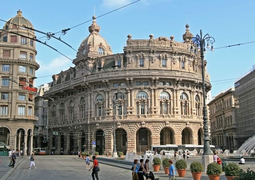 Архитектура Генуи