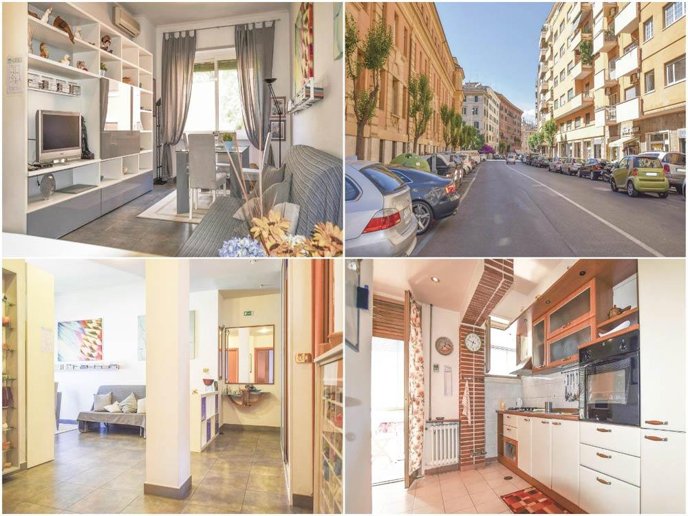 Недорогие апартаменты от хозяев в Риме