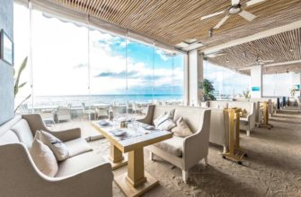 ресторан в Сочи у моря Сан ремо