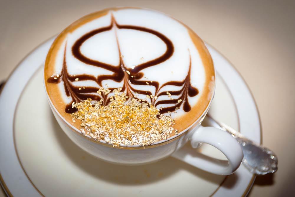 традиционный кофе в ОАЭ