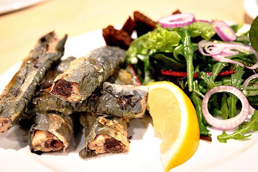 рыбный деликатес