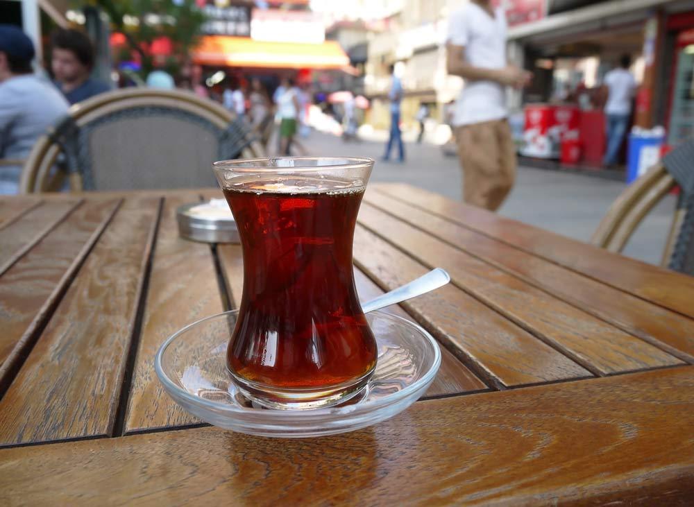 национальные напитки Турции