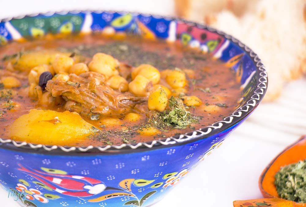 традиционный турецкий суп