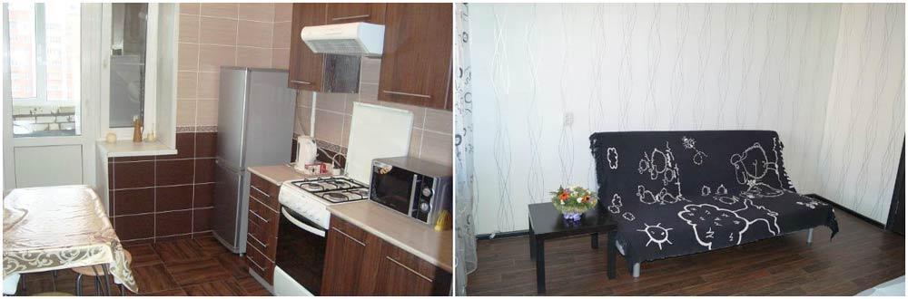 апартаменты на Витебской