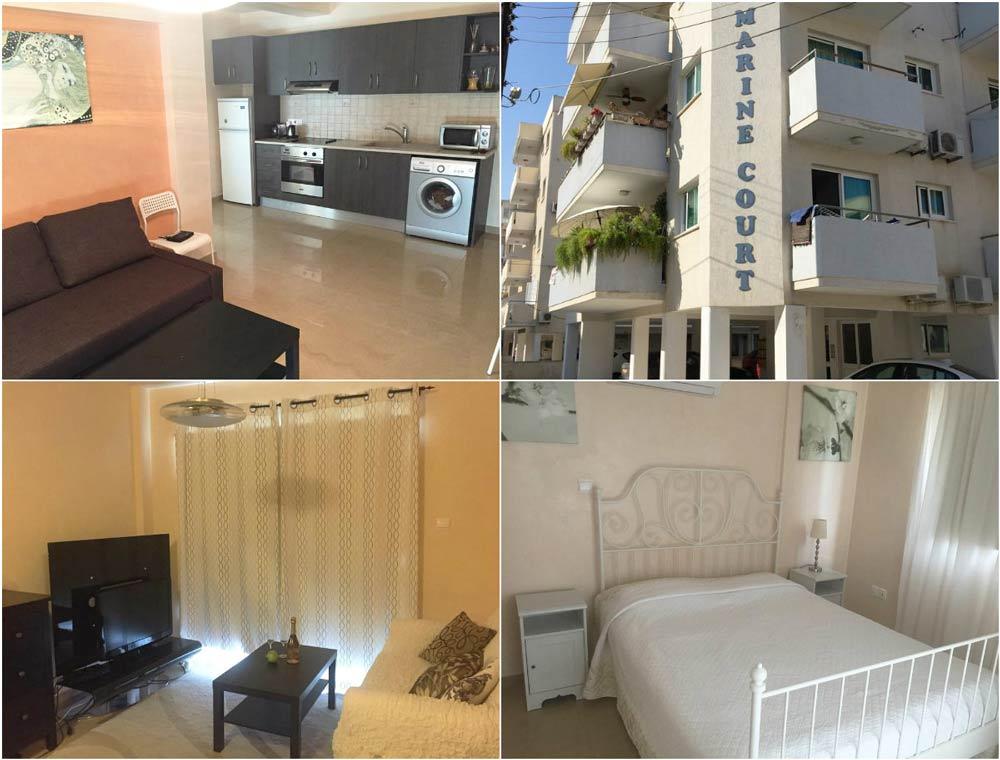 частное жилье на Кипре рядом с морем