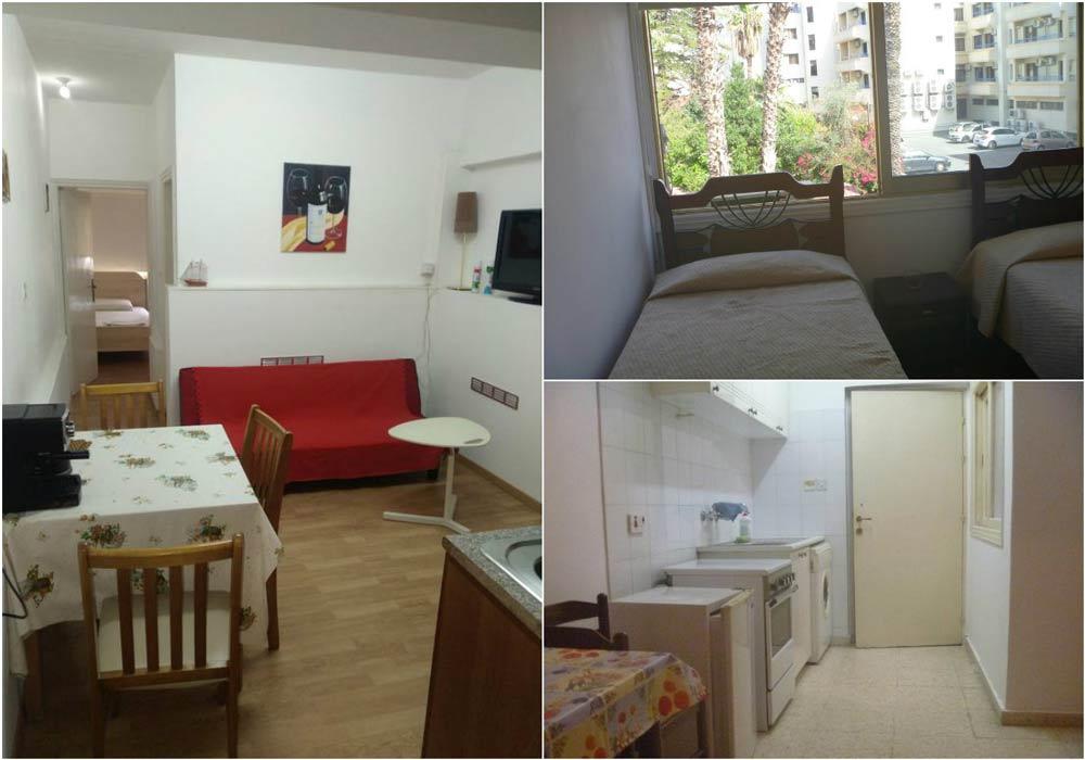 недорогая квартира на Кипре