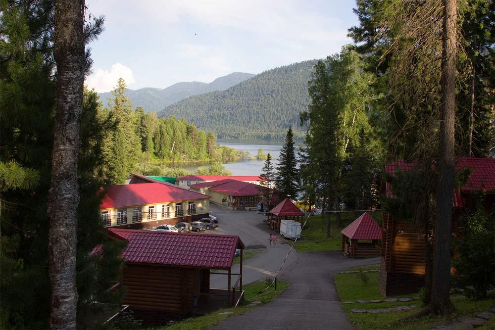 активный отдых в горах