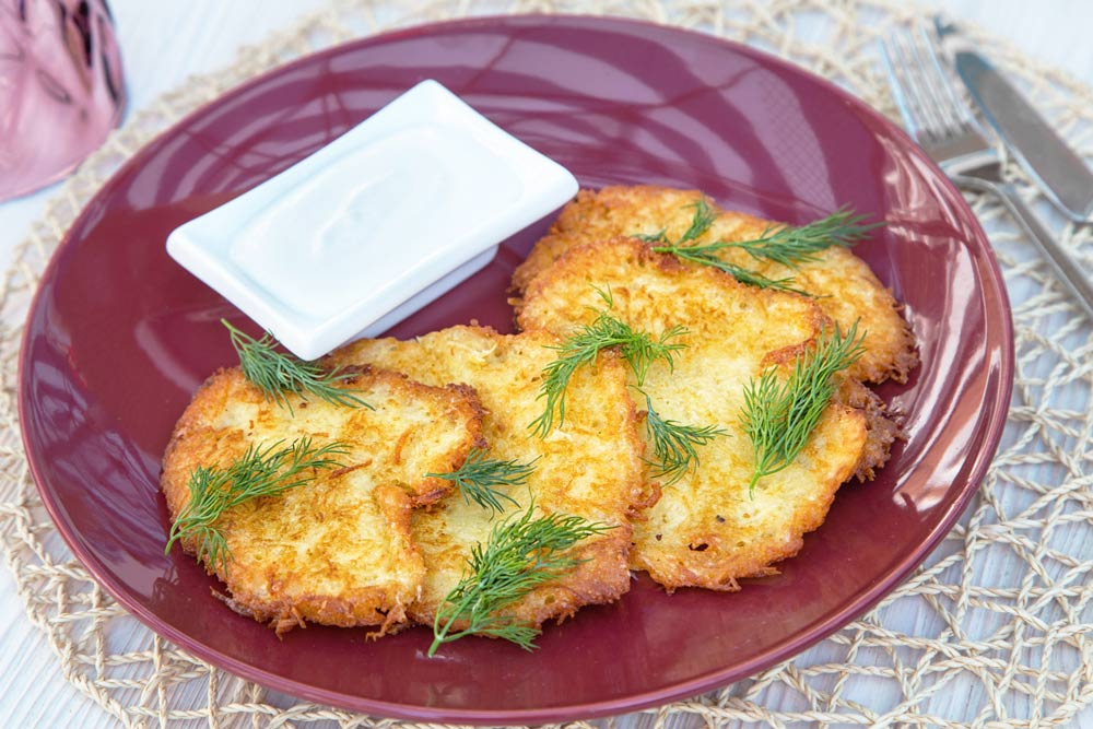картошка запеченая