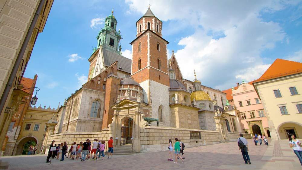 лучшие достопримечательности Кракова