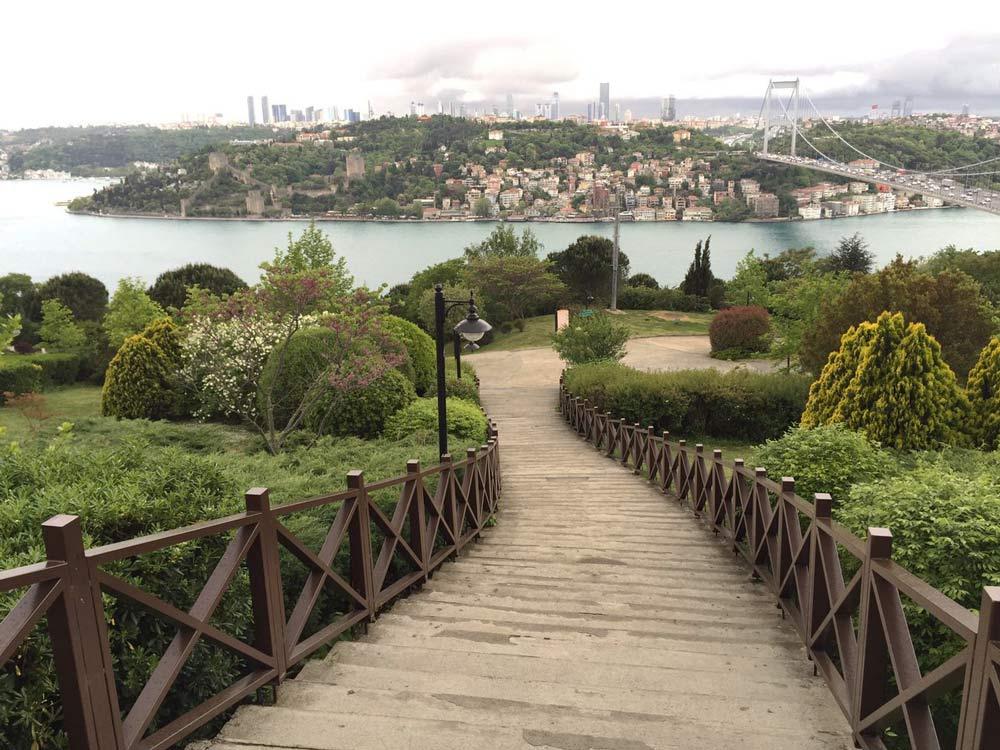 смотровые Стамбула