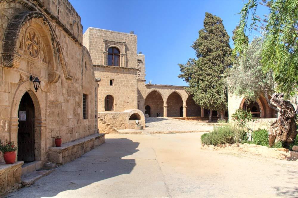 исторические достопримечательности Кипра