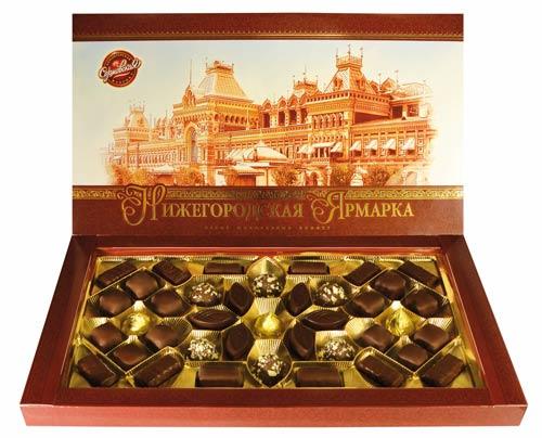 нижегородский шоколад