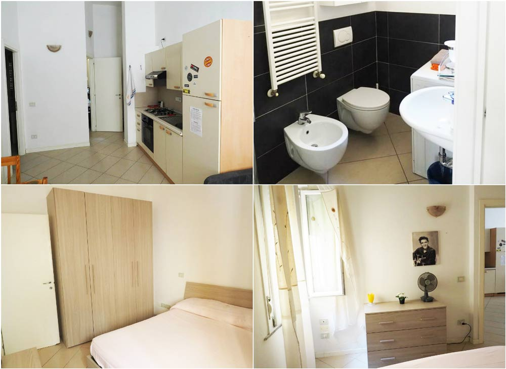 Частное жилье в Италии
