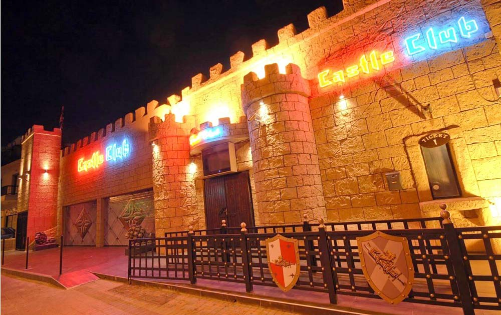 ночные клубы Кипра